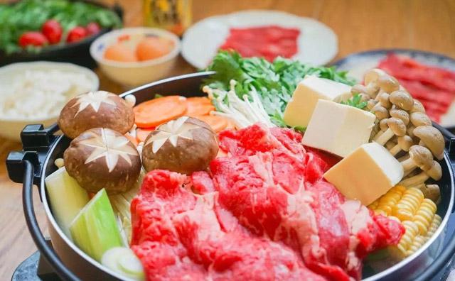 日式火锅寿喜烧的做法