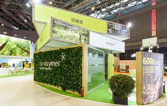 诺维信亮相进博会,专注生物创新赋能绿色中国