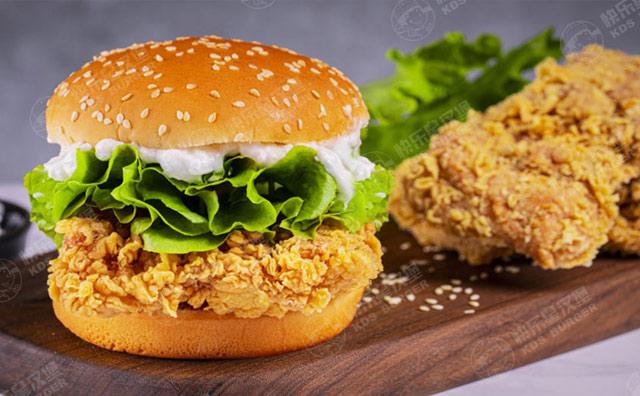快乐星汉堡:产品和服务,你都做对了吗?