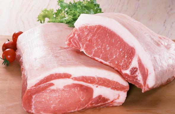 壁山猪肉批发
